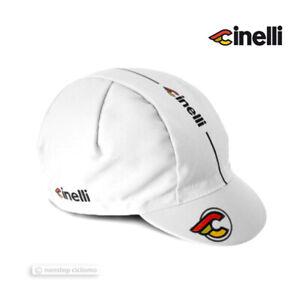 Cinelli Cycling Cap : SUPERCORSA PEARL WHITE