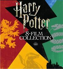 Harry Potter 8-Film Collection (Blu-Ray, 2018, 8-Disc Set)