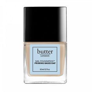 Butter London 'Nail Foundation' Priming Basecoat  6.0ML  0.2 OZ Sealed
