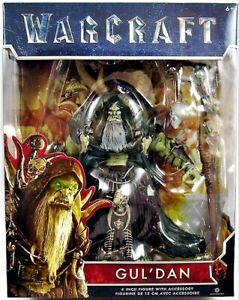 2016 Jakks Pacific Legendary WarCraft: Gul'dan Figure New