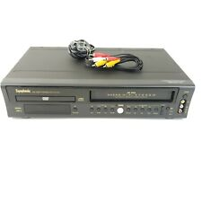 New listing Symphonic Wf802 Dvd/Vcr Combo Player Tested Working Good No Remote