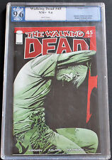 Image Comics Walking Dead #45 GOVENOR First App WHITE Pages PGX 9.6 1st Print