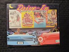 2002 DRIVE-IN MOVIE POSTERS by Bruce Hershenson SC NM 80pgs