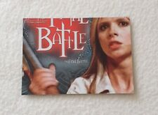 Buffy TVS Season 7 The Final Battle Chase Card FB-4