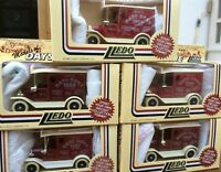 LLEDO Models of Days Gone Toy Fair Ford T Van models DG6050 1986 1987 1988 1989