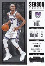 George Hill 2017-18 PANINI CONTENDERS Basketball cartes à collectionner, #9