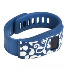 French Bull Fitbit Charge HR Band Cover Slim Design Sleeve Protector Blue
