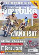 CLASSIC DIRT BIKE-No.35-(NEW COPY) *Post included to UK/Europe/USA/Canada