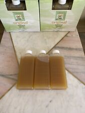 Clean + Easy Original Natural Blend Large Wax Refil x 3 Cartriges Without Box