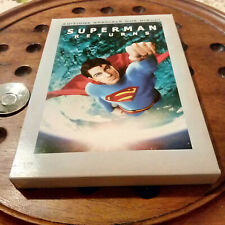 Superman Returns Special Edition  Dvd  .... Nuovo