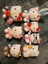 Hello Kitty Beanie Babies