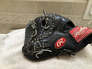 "Rawlings RFMDCT 12.75"" Player Pref Baseball Softball First Base Mitt Left Throw"