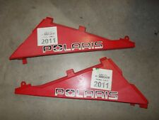 1993 Polaris 350L 4X4 Left Right Side Engine Covers Panels Shrouds Guards Plasti