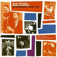 Bud Shank - European Tour '58 Feat. Claude Williamson [New CD] Spain - Import