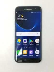 Samsung Galaxy S7 - 32GB - Black (Rogers) - Fair Condition