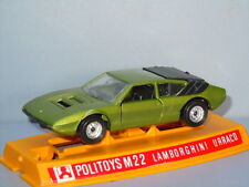 Lamborghini Urraco Bertone van Politoys M22 Italy