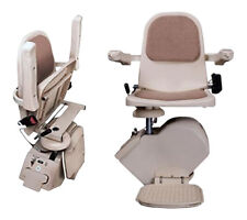 ACORN/BROOKS LATEST SLIM STAIRLIFT INSTALLED, 1YR GUAR: MOBILITY EQUIPMENT