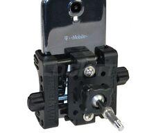 "Kuryakyn 1699 Tech-Connect universal device holder 7/8"" to 1-1/4"" motorcycle bar"