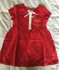 NWT Hanna Andersson Dress, Size 90 / US 3. Christmas, Holidays, Annie Costume!