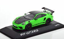 1:43 Minichamps Porsche 911 (991) GT3 RS Lap Record Nürburgring 2018