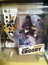 Mcfarlane Nhl Sidney Crosby Autographed Signed Pittsburgh Penguins Stanley Cup