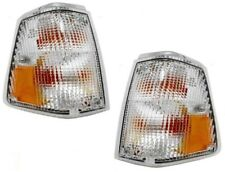86 87 88 89 90 91 92 93 Volvo 240 Left & Right Park/Signal Lamp Light Pair L+R