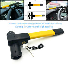 Aluminum Car Steering Wheel Anti-Theft Lock Security Automatic Lock Core Solid