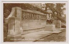 Midlothian postcard - Scottish-American War Memorial, Edinburgh - (A605)