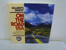 1982 Reader's Digest on the Road U.S.A. Pleasures and Treasures to Enjoy Hb Book
