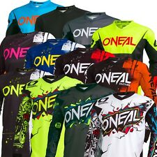 Oneal Element ADULT MX Motorbike Jersey Shirt Top 2019 Size S-2XL