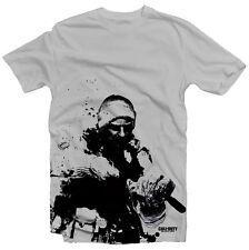 CALL OF DUTY BLACK OPS T-Shirt Black Snow Soldier Gr. M NEU Tee medium cod bo 7