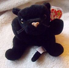 Velvet Beanie Baby - 4G Hang - Pvc - Mwmt - Style # 4064 -Tag Protected