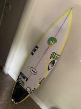 Filipe Toledo Personal Surfboard Sharpeye Hurley Pro
