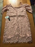 AUW Womens Dress Size 8 0046
