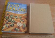 Sand Dollars Charles Knief Mystery 1st edition signed hardcover book