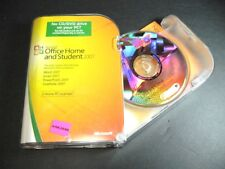 Microsoft Office 2007 Home and Student for 3 PCs Full Retail English USED -S1