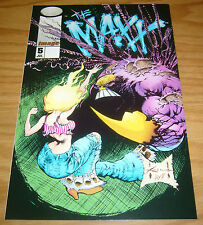 Maxx #5 VF/NM sam kieth - image comics - variant cover?!