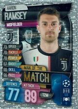 Topps Match Attax Champions League 19/20 Karte M JUV Man of the Match Ramsey