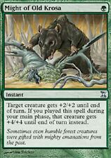 *MRM* FR Puissance de l'Ancienne Krosia - Might of Old Krosia MTG Time Spiral
