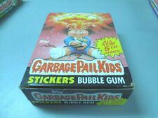 1986 Garbage Pail Kids GPK USA Series 5  wax box 48 packs from case 24  #7
