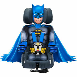 Kids Embrace DC Comics Batman Adjustable Combination Booster Toddler Car Seat