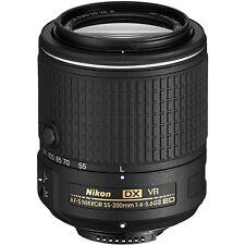 Nikon AF-S DX 55-200mm 55-200 f/4-5.6G ED VR II