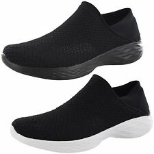 WOMENS YOU BY SKECHERS GO WALK 4 14951 SLIP ON SHOES