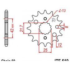 Pignon acier 17 dents jt chaîne 525 suzuki sv1000 Jt sprockets JTF519.17