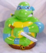 Teenage Mutant Ninja Turtle Leonardo Porcelain Decorative Piggy Bank Coin Bank