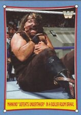 2017 Topps Heritage Wrestling, Bizarre Summerslam Matches #3 Mankind