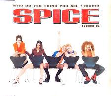 Spice Girls Maxi CD Who Do You Think You Are / Mama - Europe (EX+/EX+)
