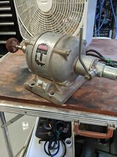 Handler Redwing Bench Lathes W WELLS Quick Chuck Used Dental Equipment