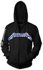 Metallica Ride The Lightning Kapuzenjacke schwarz M