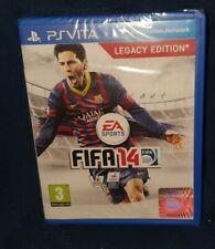 PS Vita Fifa 14 Legacy Edition - BRAND NEW SEALED